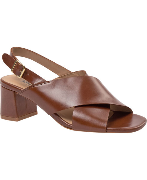 Angulus 5568-101 sandal, brun, 39