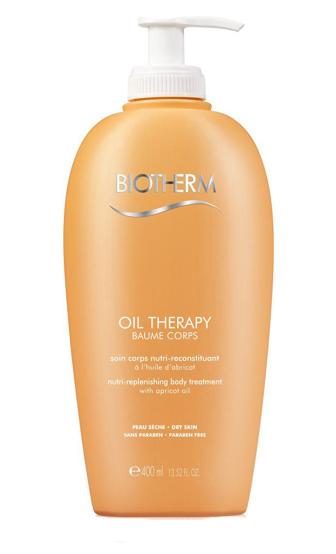 Biotherm Oil Therapy Baume Corps Body Treatment, 400 ml