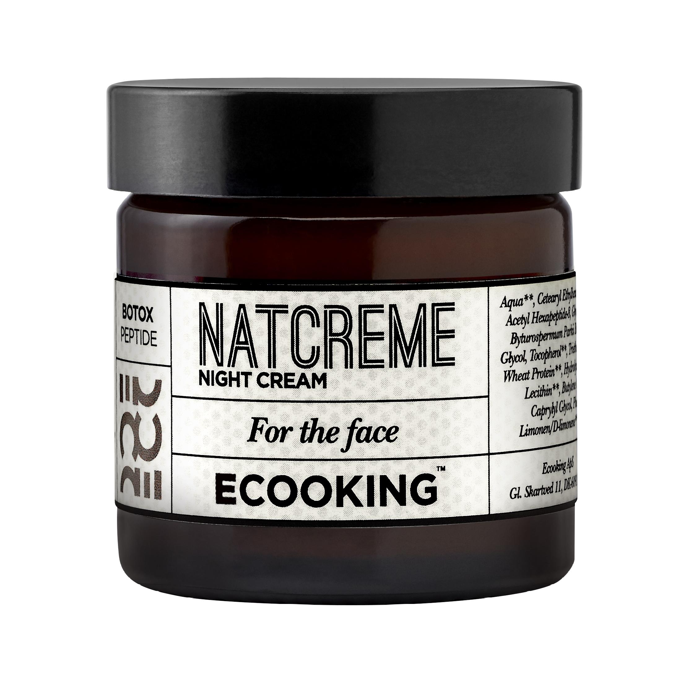 Ecooking Natcreme, 50 ml