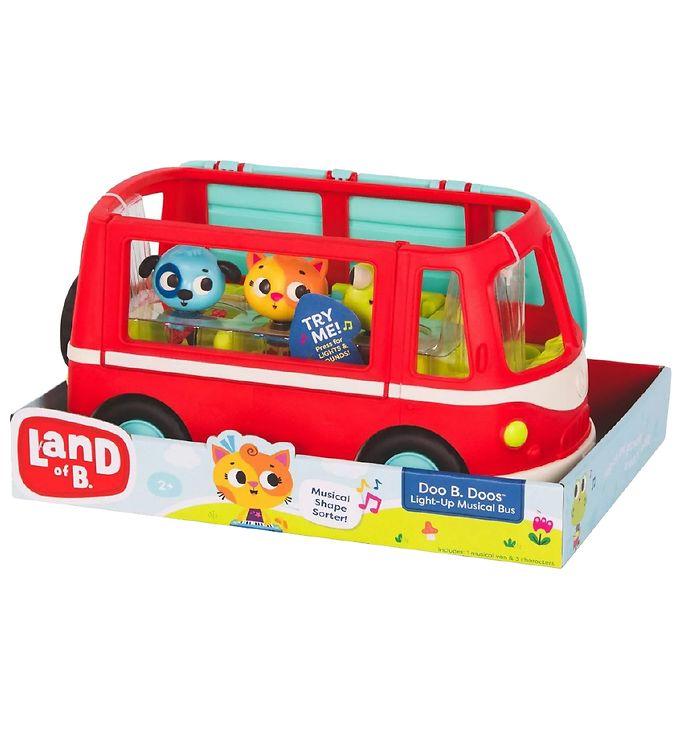 B Toys Musikalsk Bus