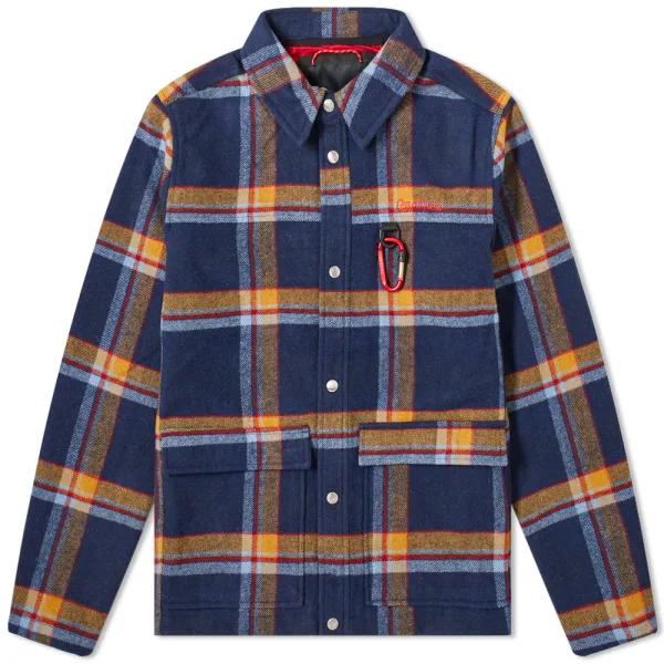 Penfield Bilton check jacket