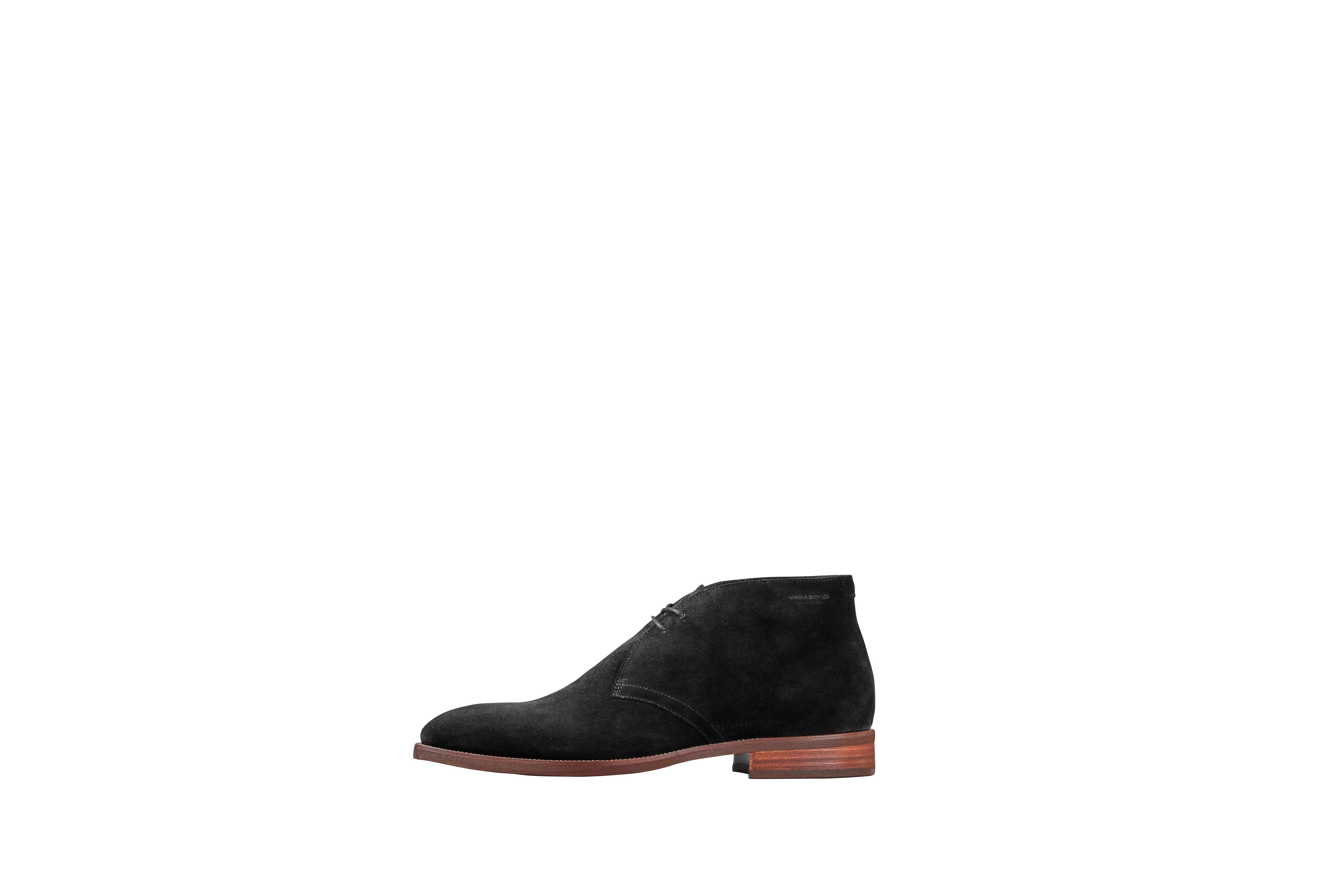 Vagabond Parker støvle, black, 40