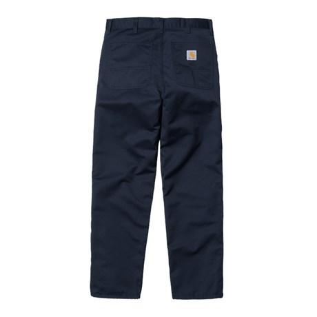 Carhartt Simple bukser, Dark navy, 36-32