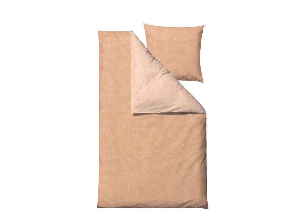 Södahl Infinity sengelinned, 140x200 cm, camel