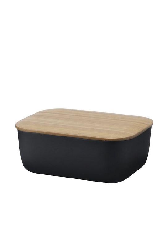 RIG-TIG Box-It smørboks, sort