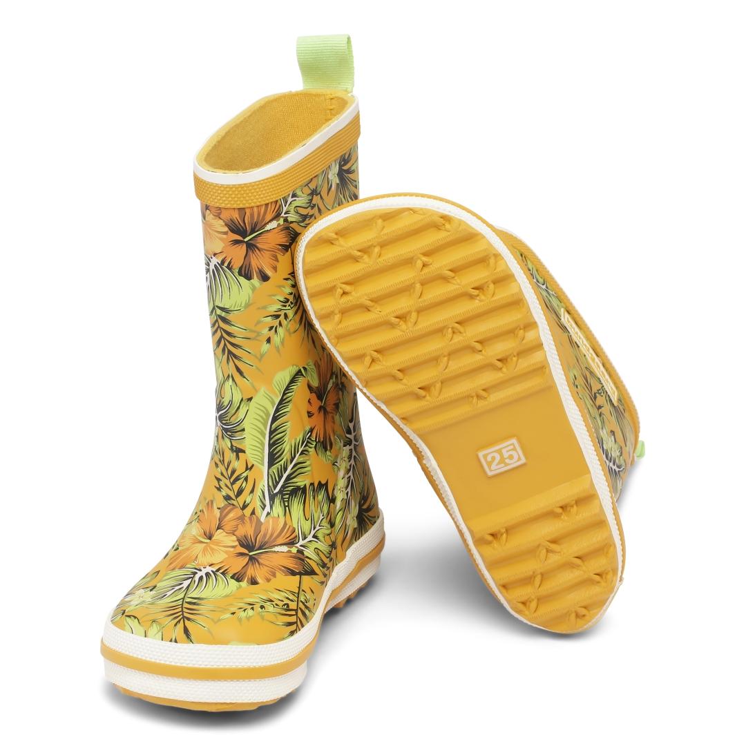 Bundgaard Classic gummistøvle, tropical, 31