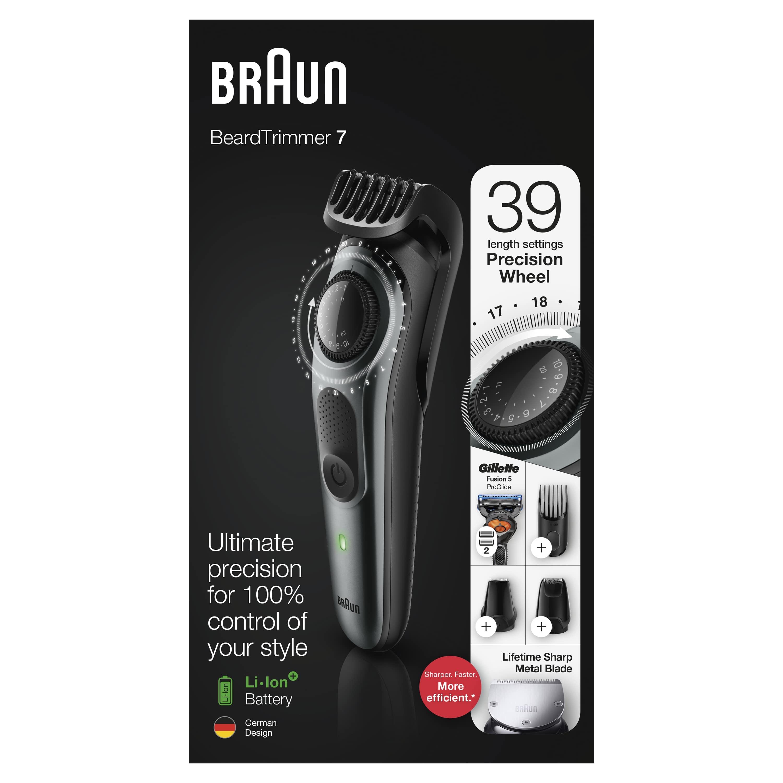 Braun BT7220 skægtrimmer & hårklipper