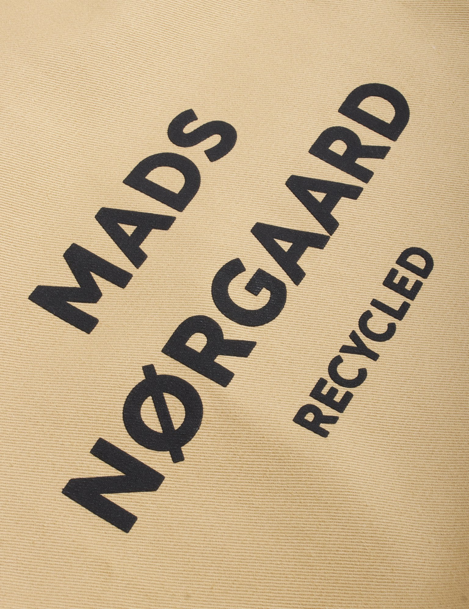 Mads Nørgaard Recycled Boutique Athene, Beige/Black