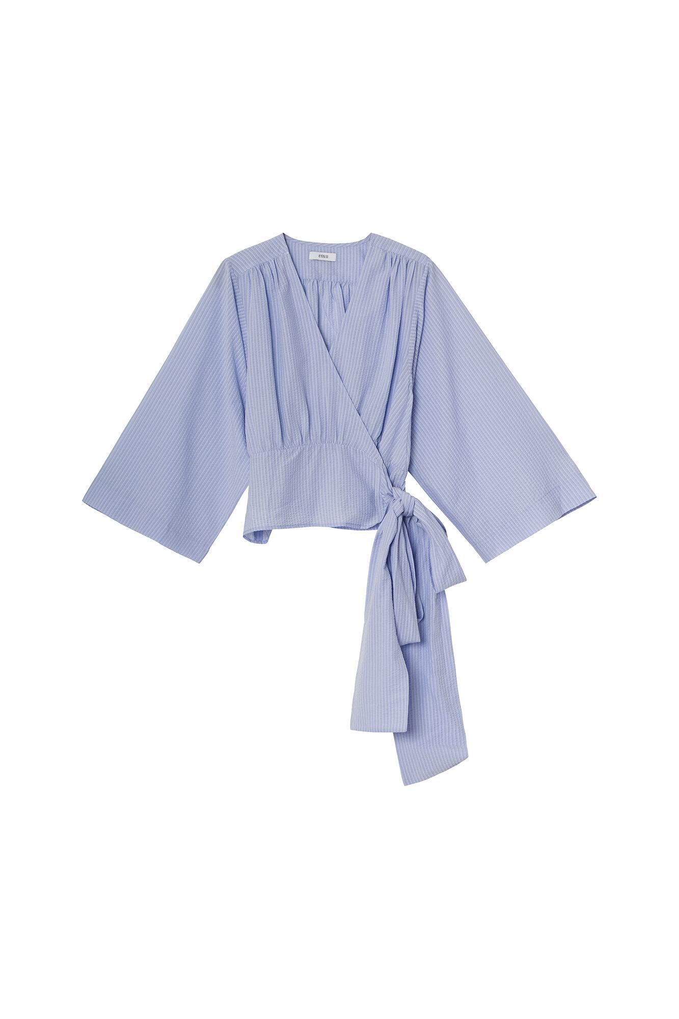 Envii Enruffle Bluse, Baby Lavender, M