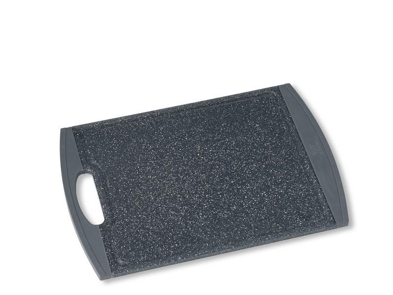HOLM skærebræt, 25x37 cm, mørkegrå