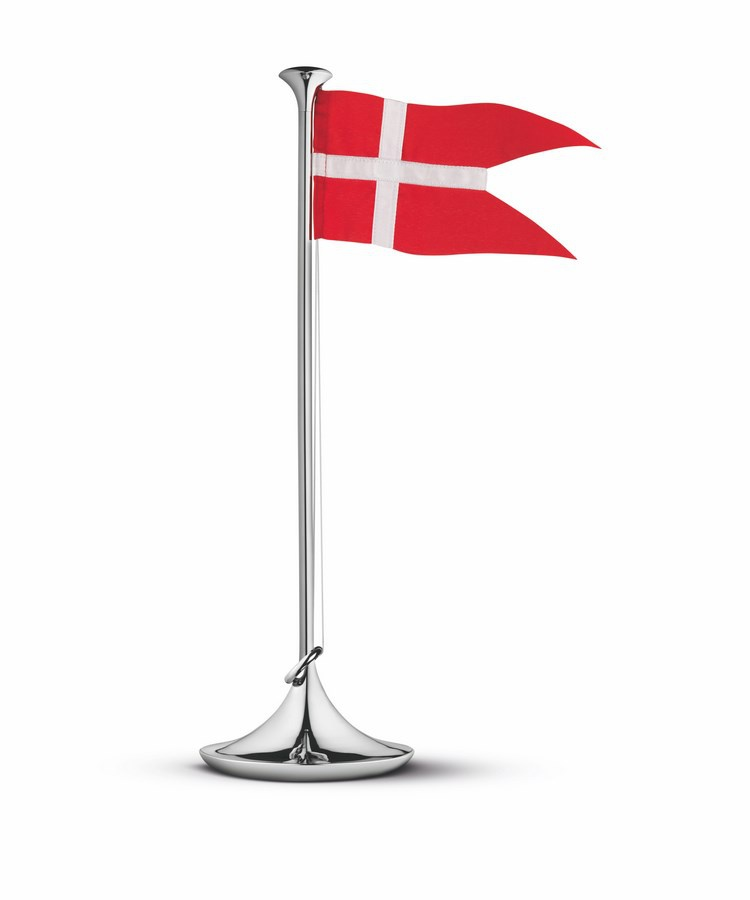 Georg Jensen Georg fødselsdagsflag, 39 cm