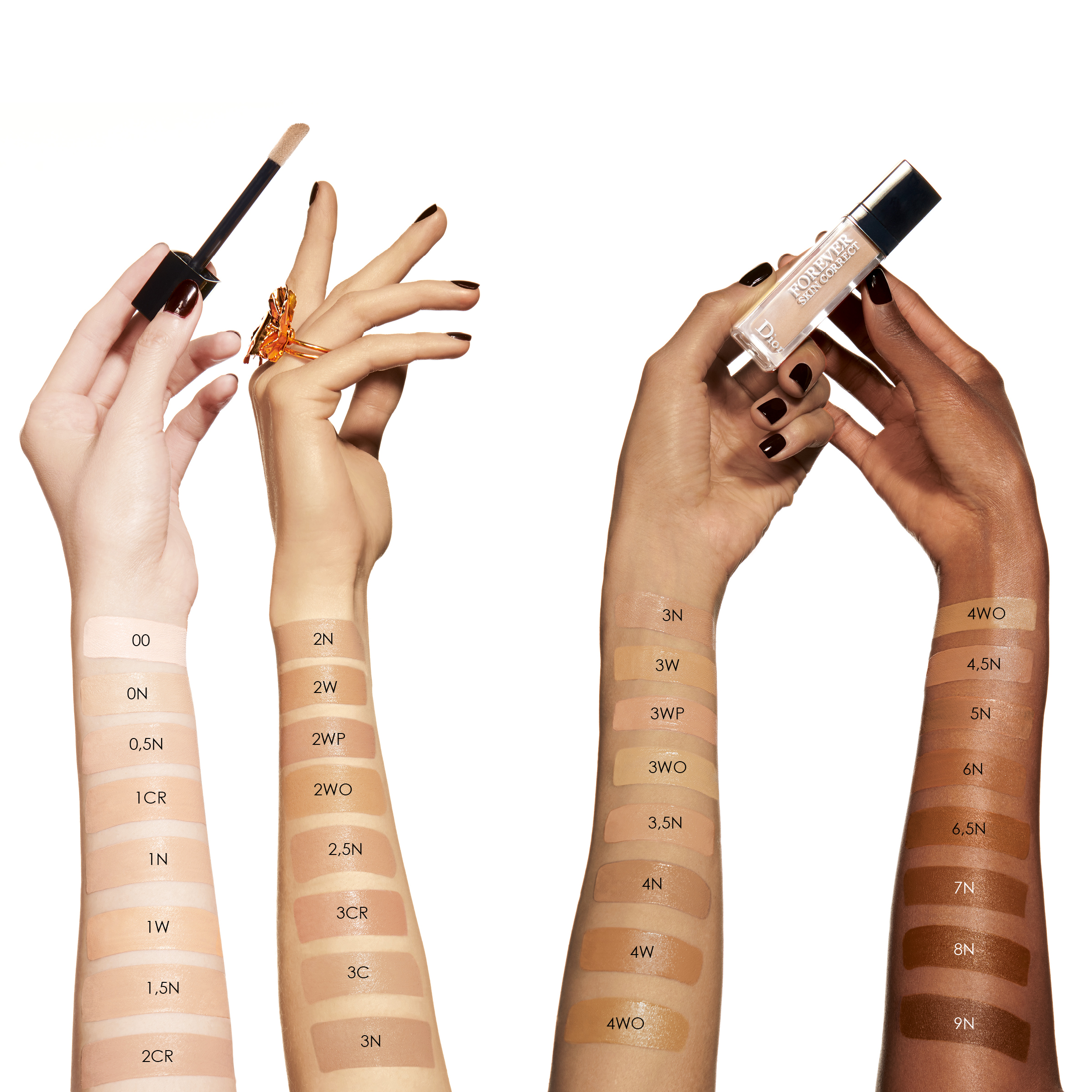 DIOR Forever Skin Correct, 1CR