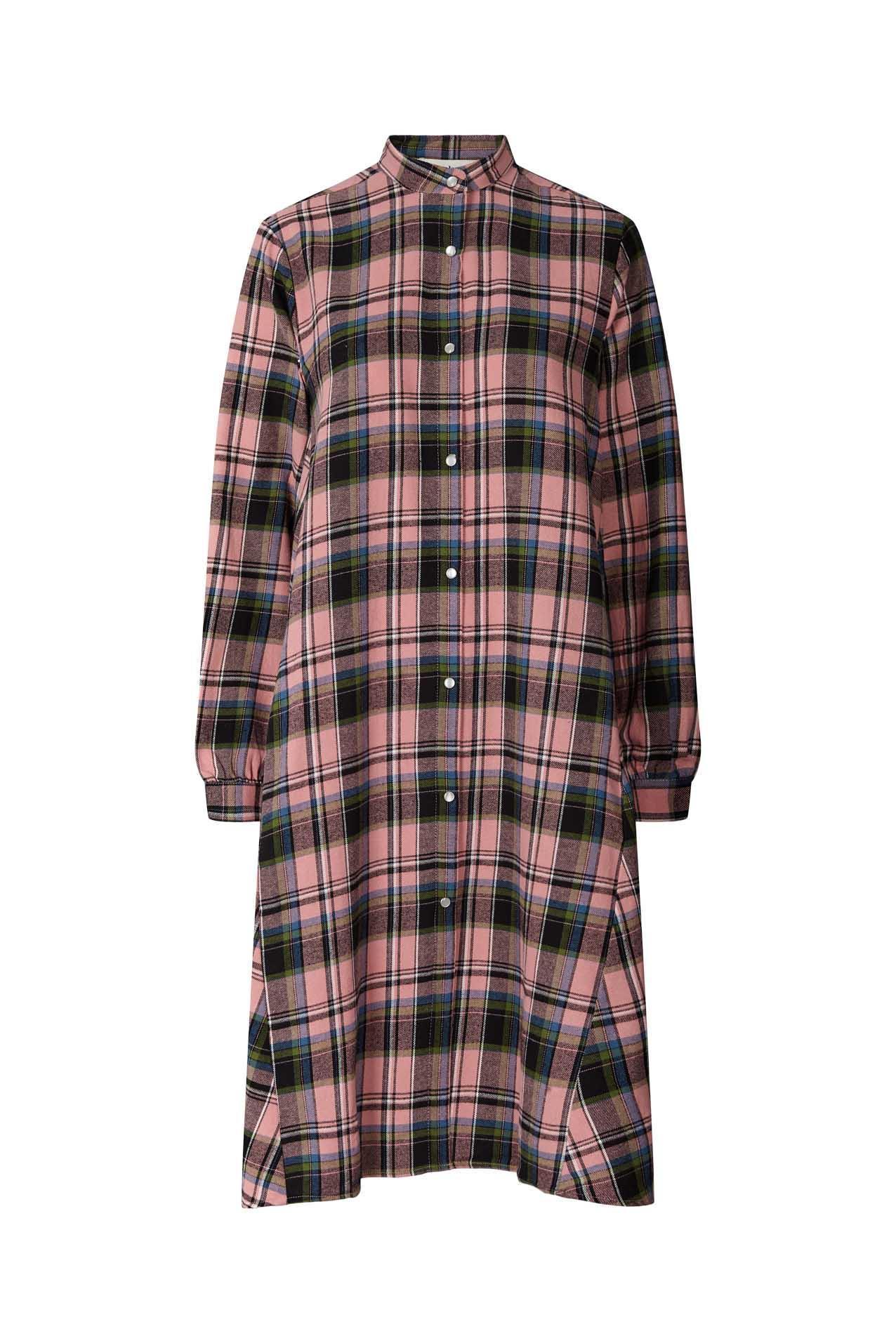 Lollys Laundry Simone skjortekjole
