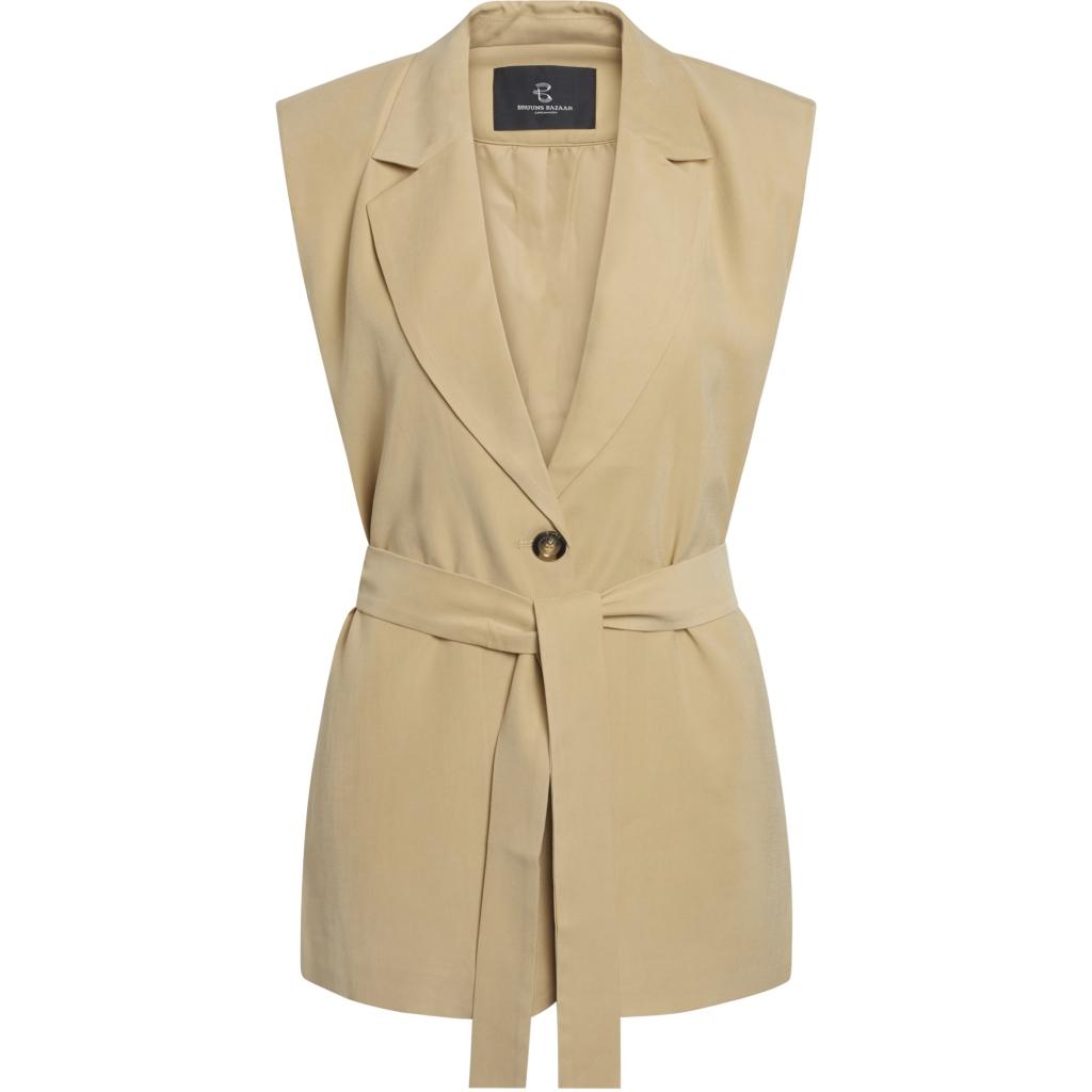 Bruuns Bazaar Lucille Loewe vest