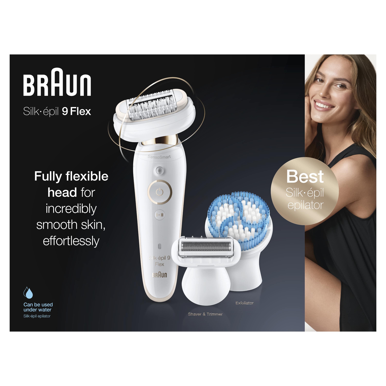 Braun SES9010 Silk-épil epilator