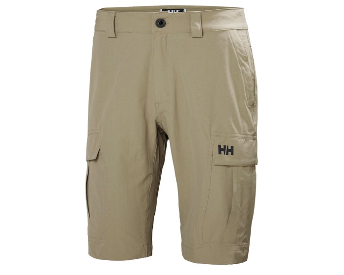 Helly Hansen QD Cargo II shorts, fallen rock, 30