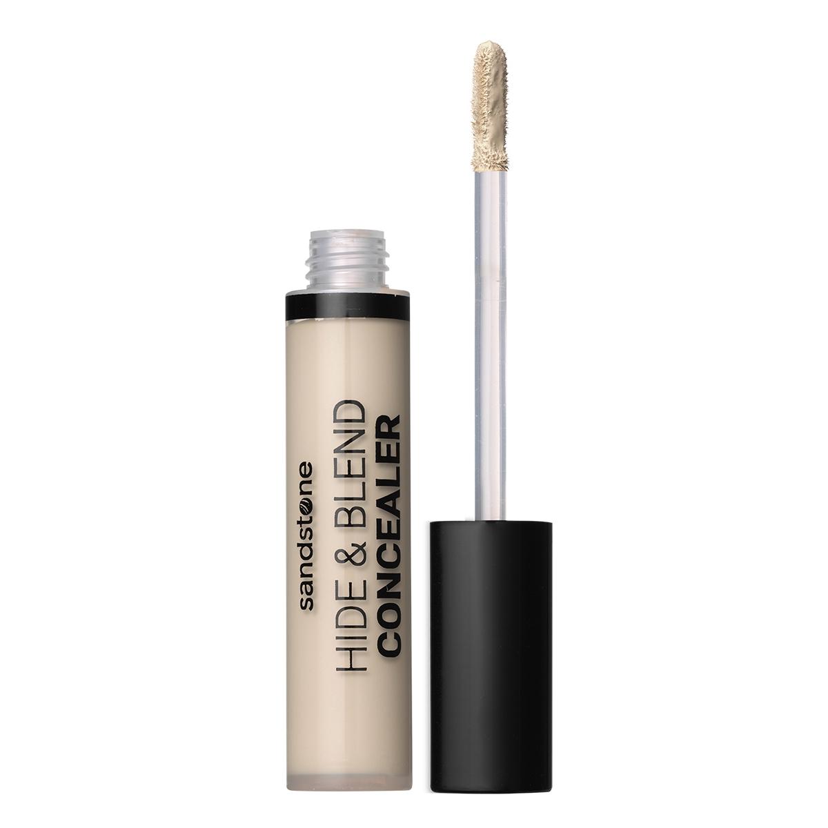 Sandstone Hide & Blend Concealer, C1 light ivory