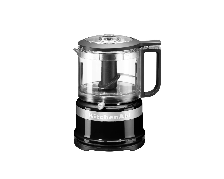 KitchenAid mini-foodprocessor, 830 ml, black