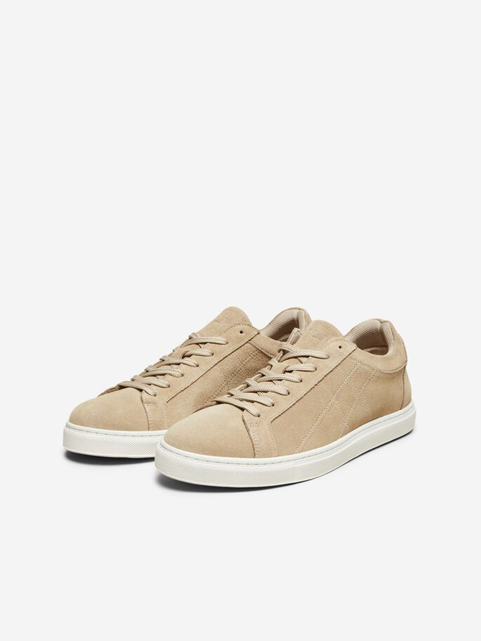 Selected 16078787 sneakers, sand, 45