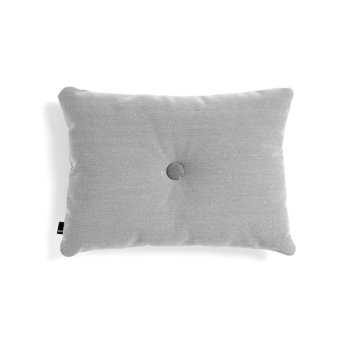 HAY Dot Cushion Steelcut pyntepude, 45x60 cm