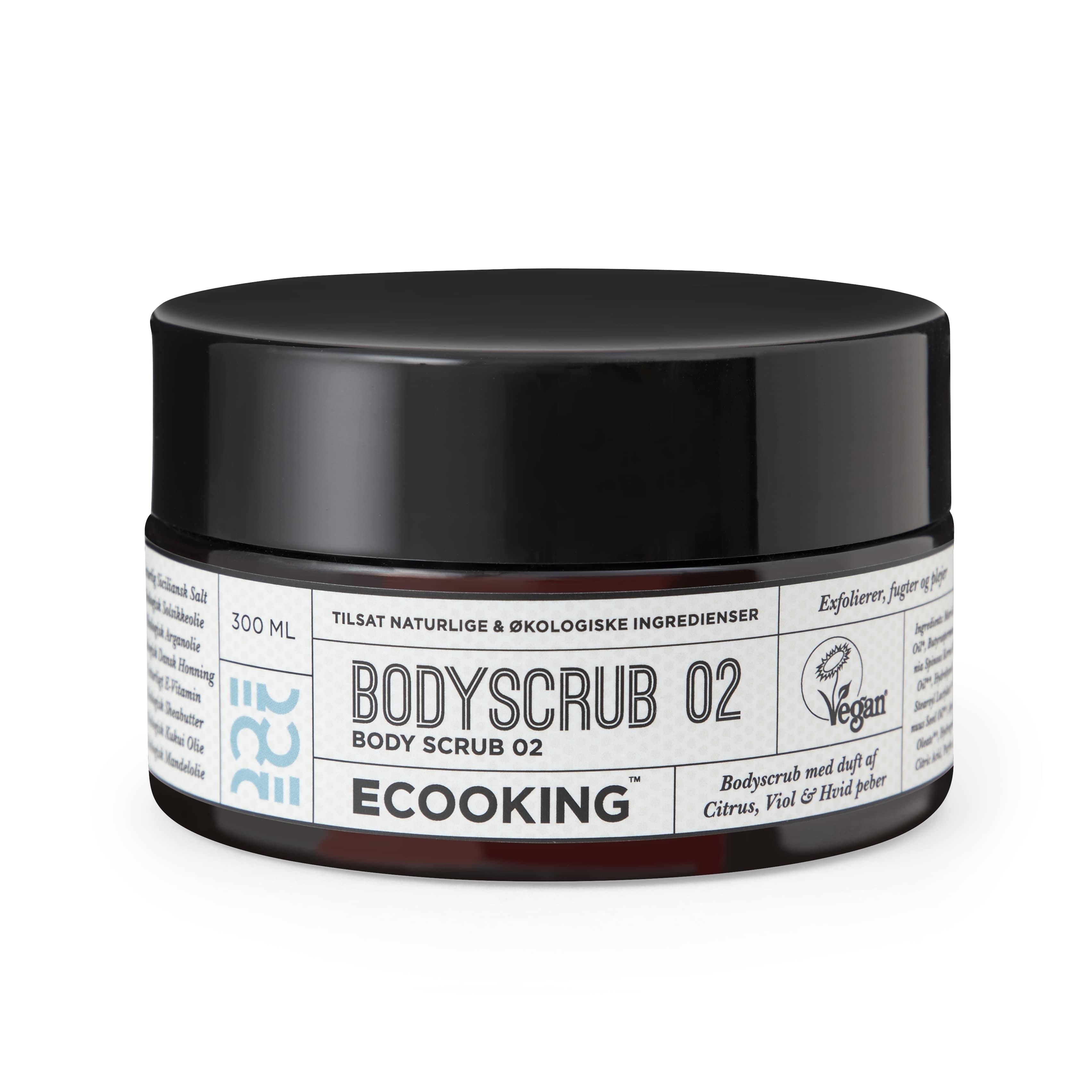 Ecooking Body Scrub 02, 300 ml
