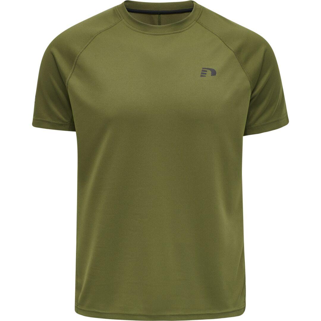 Newline Løbe t-shirt, Beech, Medium