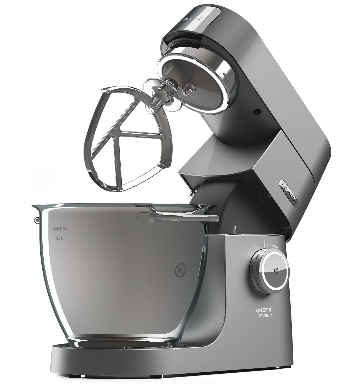Kenwood KVL8300S Titanium XL køkkenmaskine