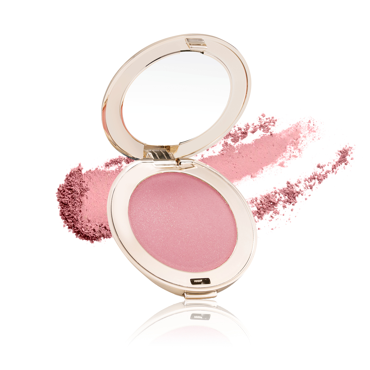 Jane Iredale PurePressed Blush, clearly pink