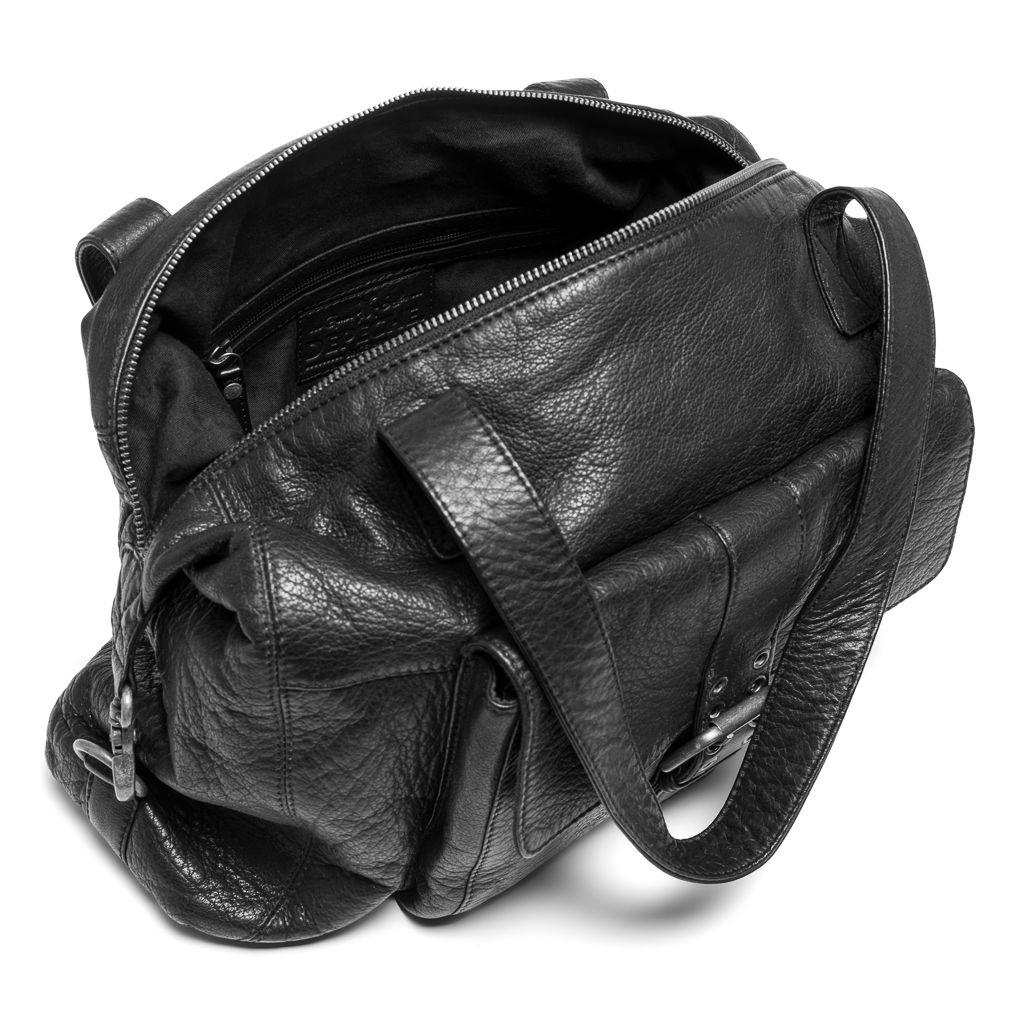 Depeche 14346 skuldertaske, black