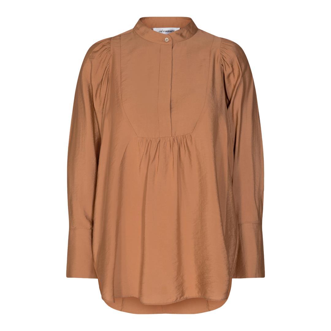 Co'Couture Callum Volume skjorte, suntan, large