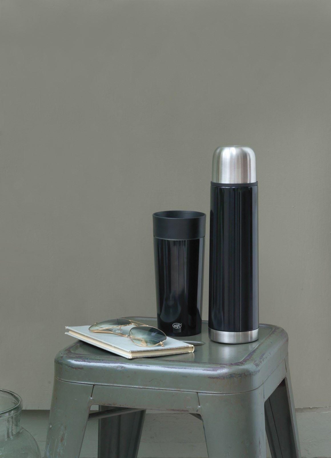 Alfi IsoTherm Eco termoflaske, 500 ml, mat stål