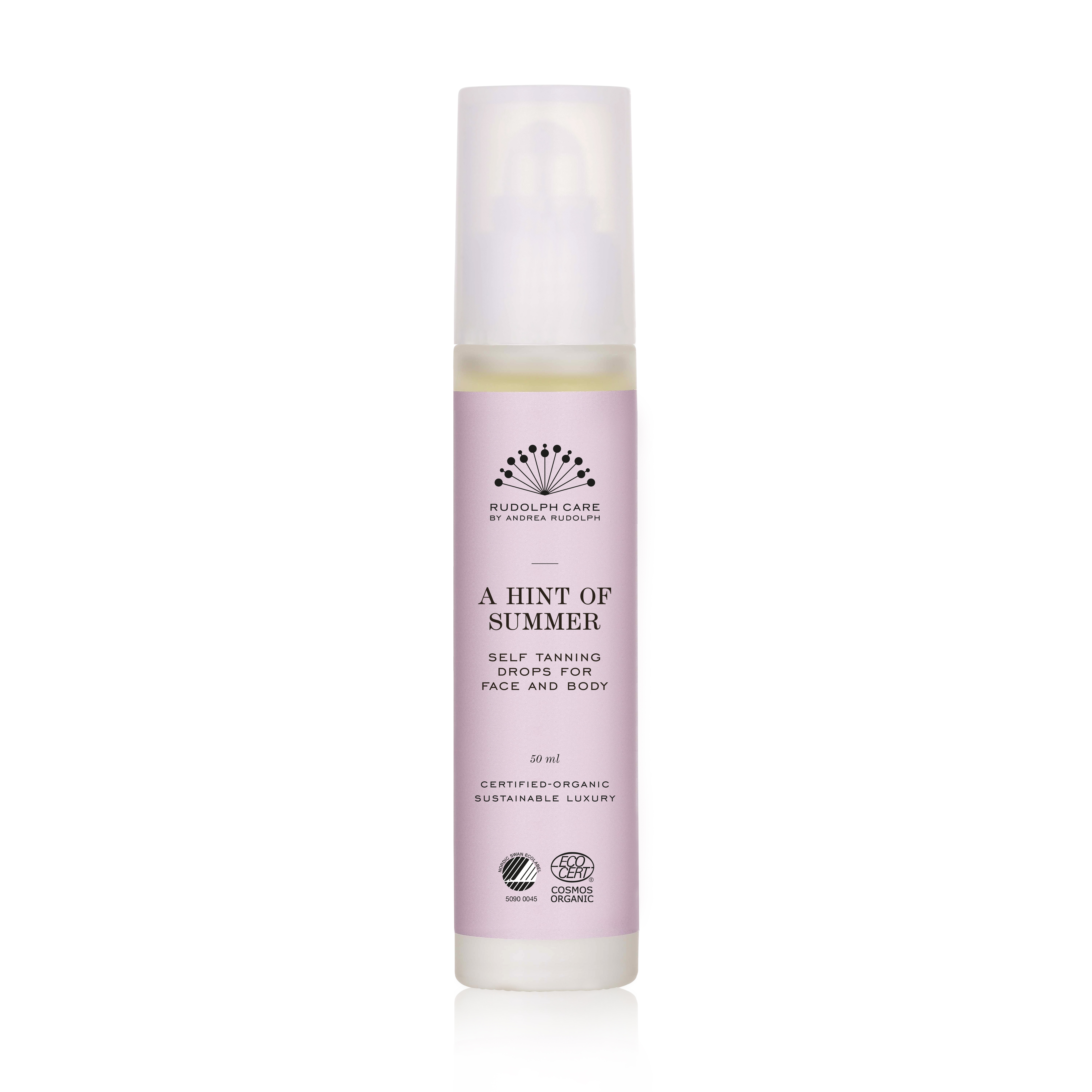 Rudolph Care A Hint Of Summer Self Tanning, 50 ml