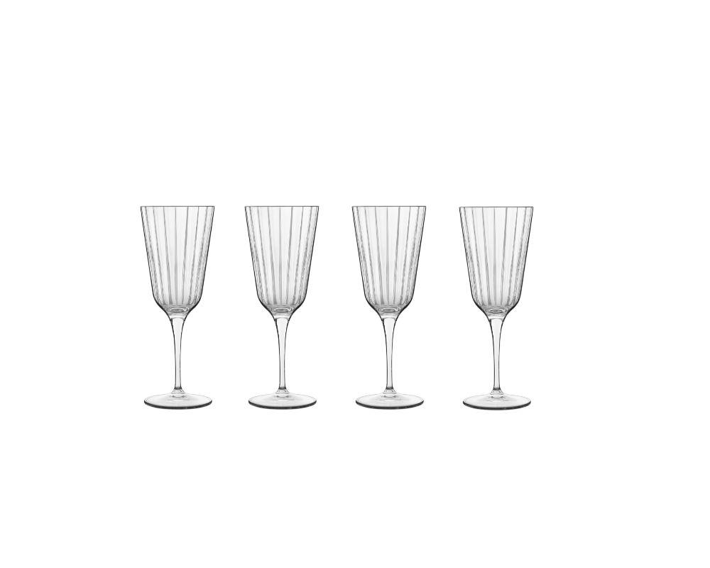 Luigi Bormioli Bach Vintage cocktailglas, 250 ml, 4 stk
