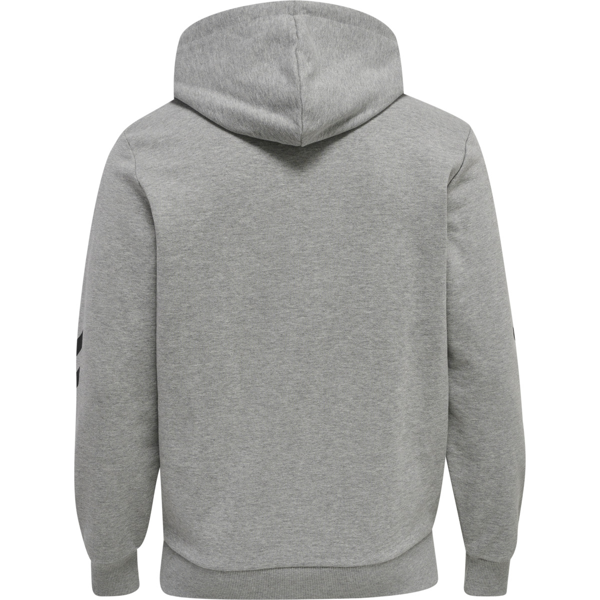 Hummel hmlLGC Graham hoodie, grey melange, xx-large