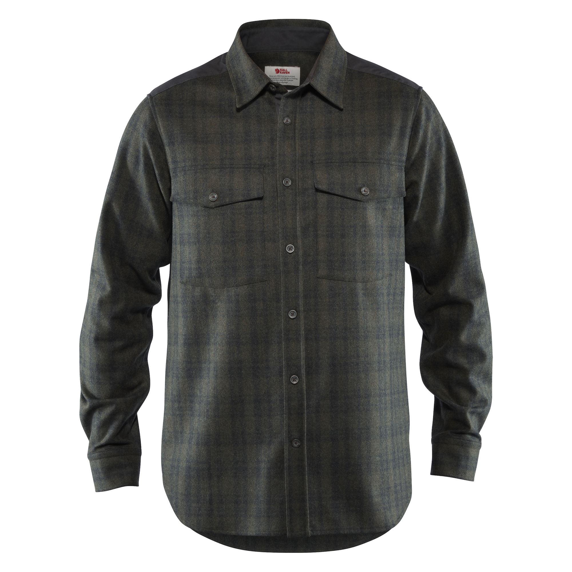 Fjällräven Övik Re-Wool LS shirt