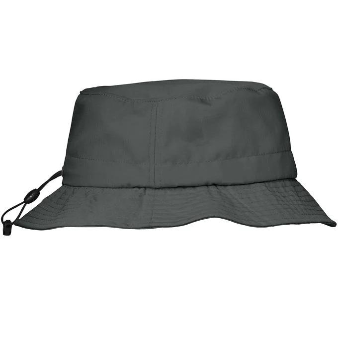 Fjällræven Travellers MT hat, dark grey, x-large