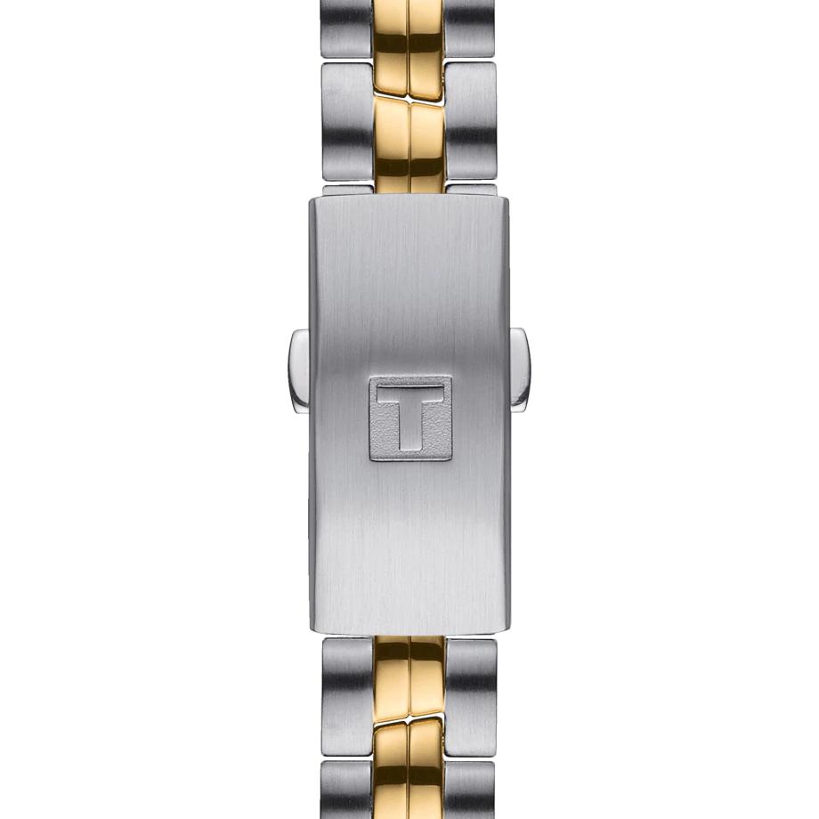 Tissot T1010102211100 PR 100, dameur, stål og guld