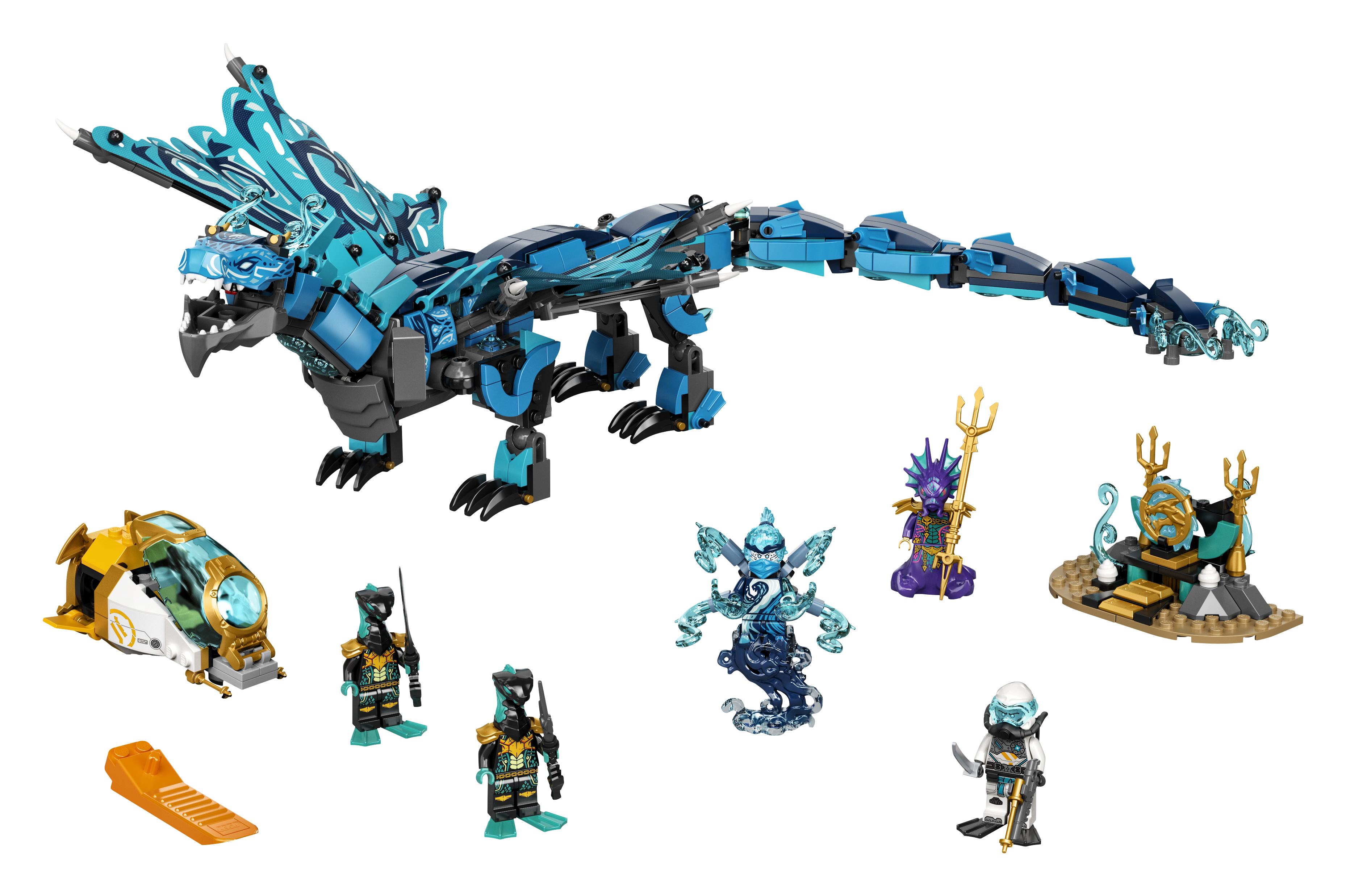 LEGO Ninjago Vanddrage - 71754