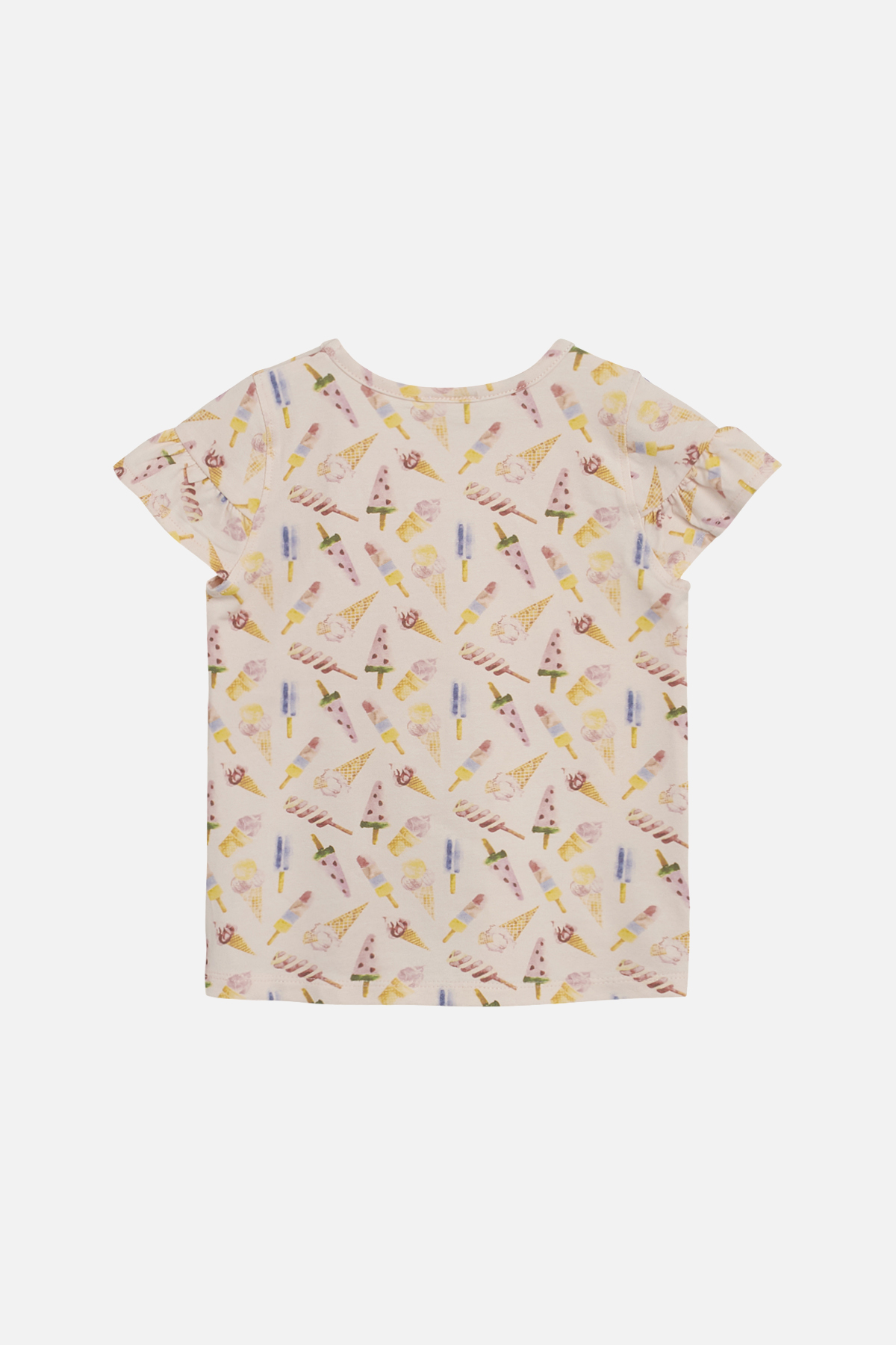 Hust & Claire, Agines T-shirt, Skin Chalk, 98