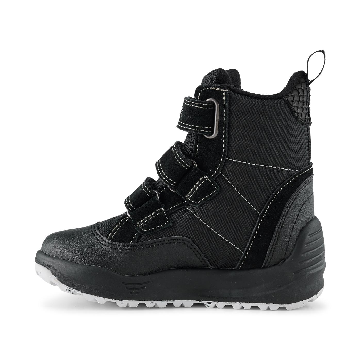 Woden Adrian Boot Kids støvle, black, 30
