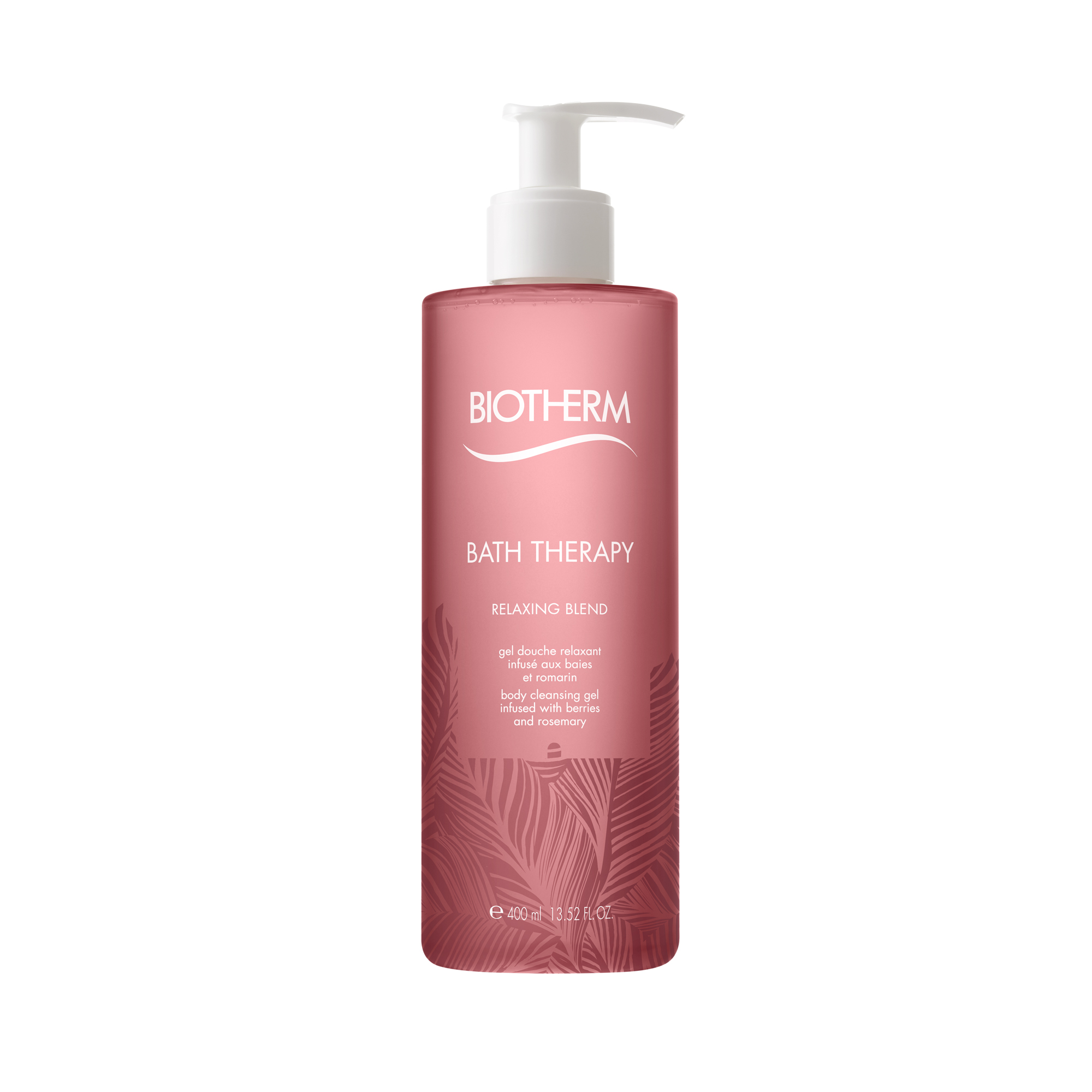 Biotherm Bath Therapy Relaxing Showergel, 400 ml