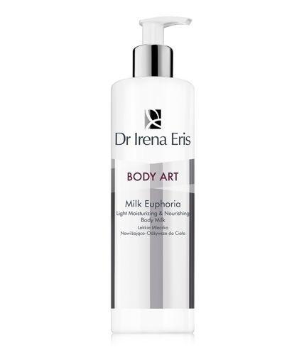 Dr Irena Eris Body Art Milk Euphoria, 400 ml