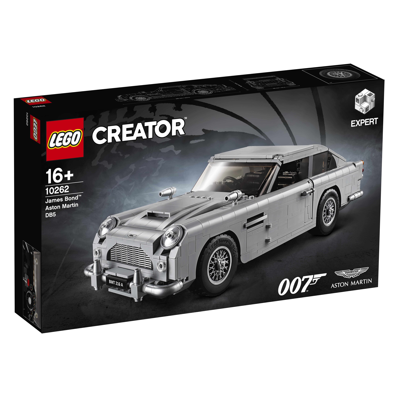 LEGO Creator James Bond™ Aston Martin DB5 - 10262