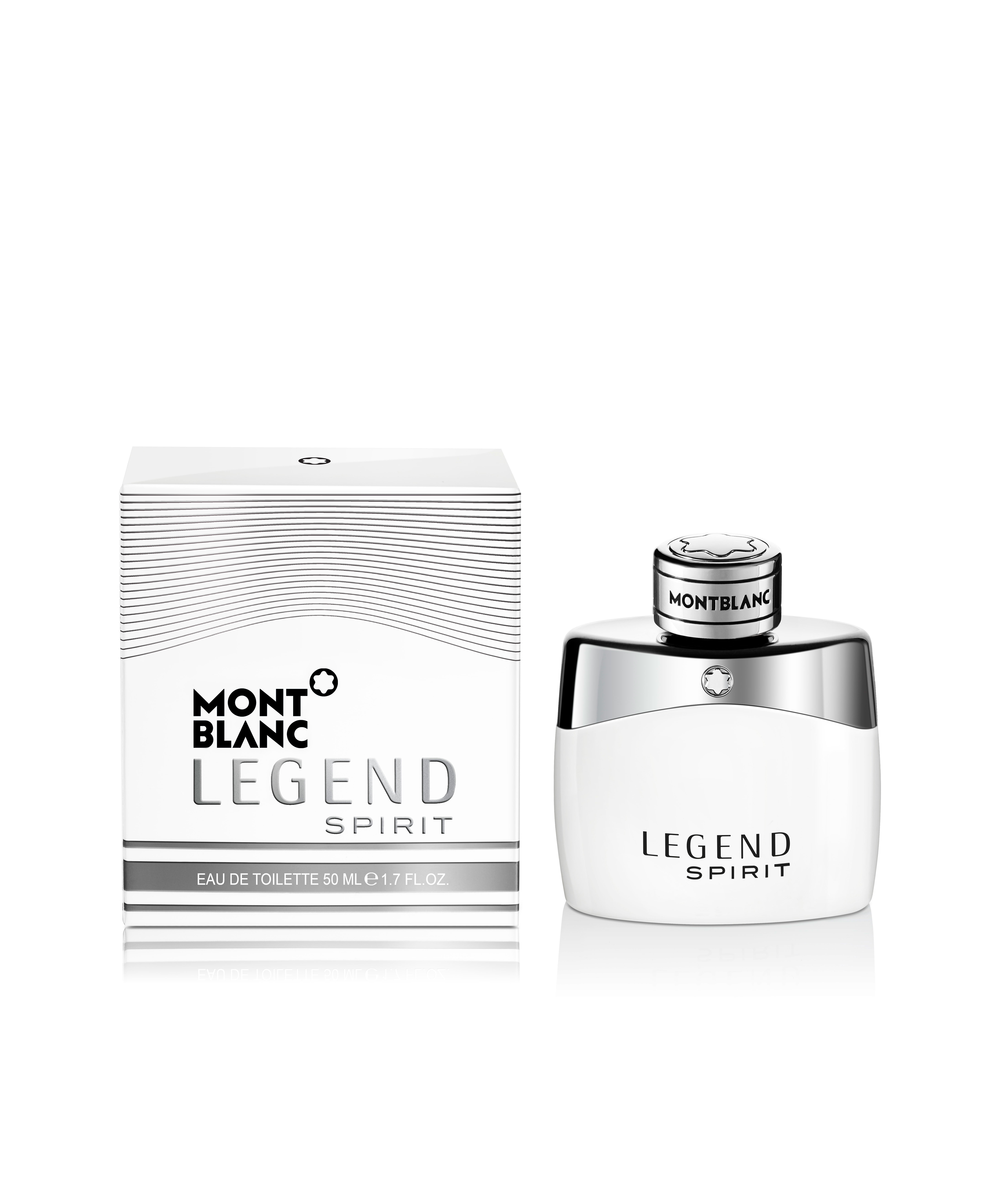 Mont Blanc Legend Spirit EDT, 50 ml