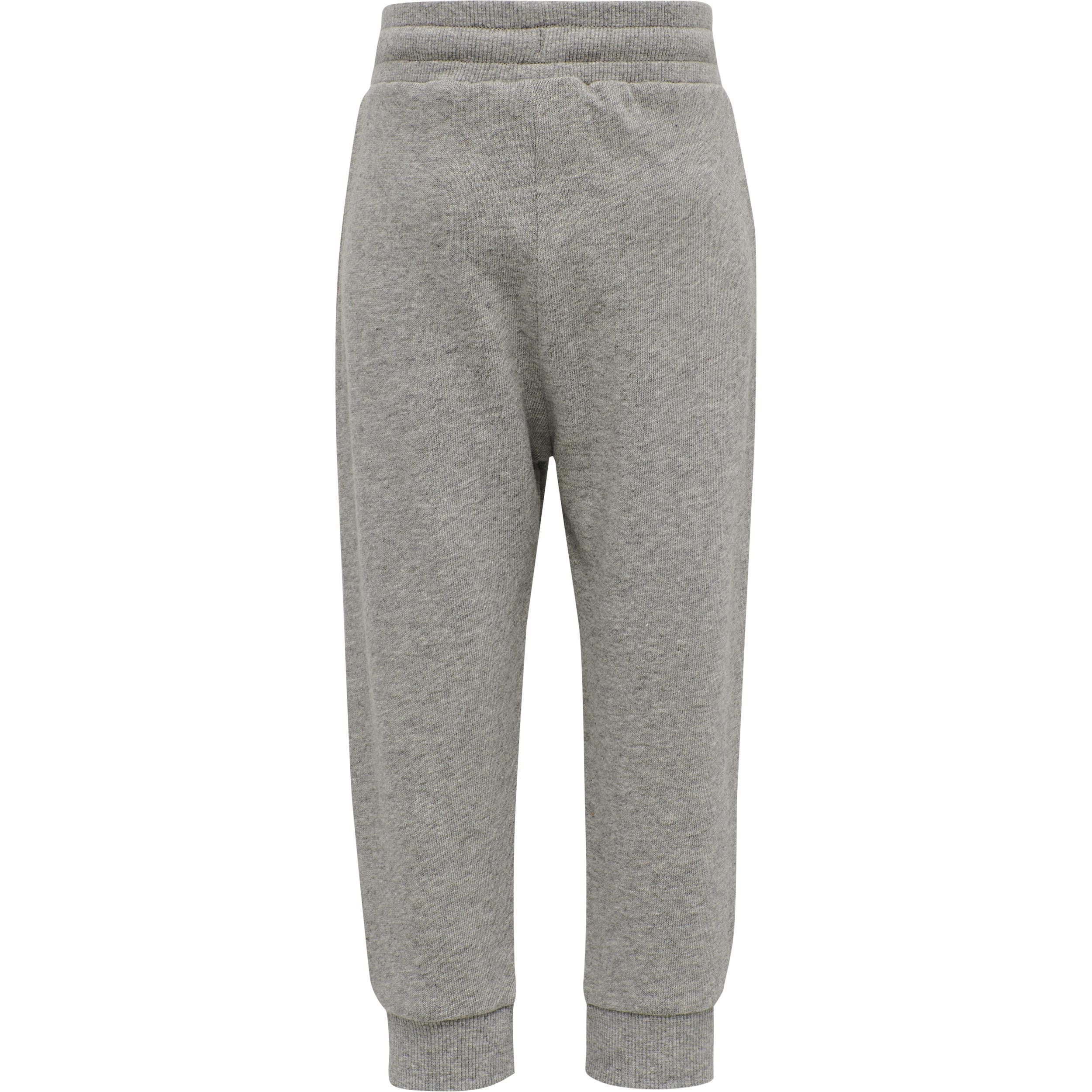 Hummel joggingsæt, grey melange, 56