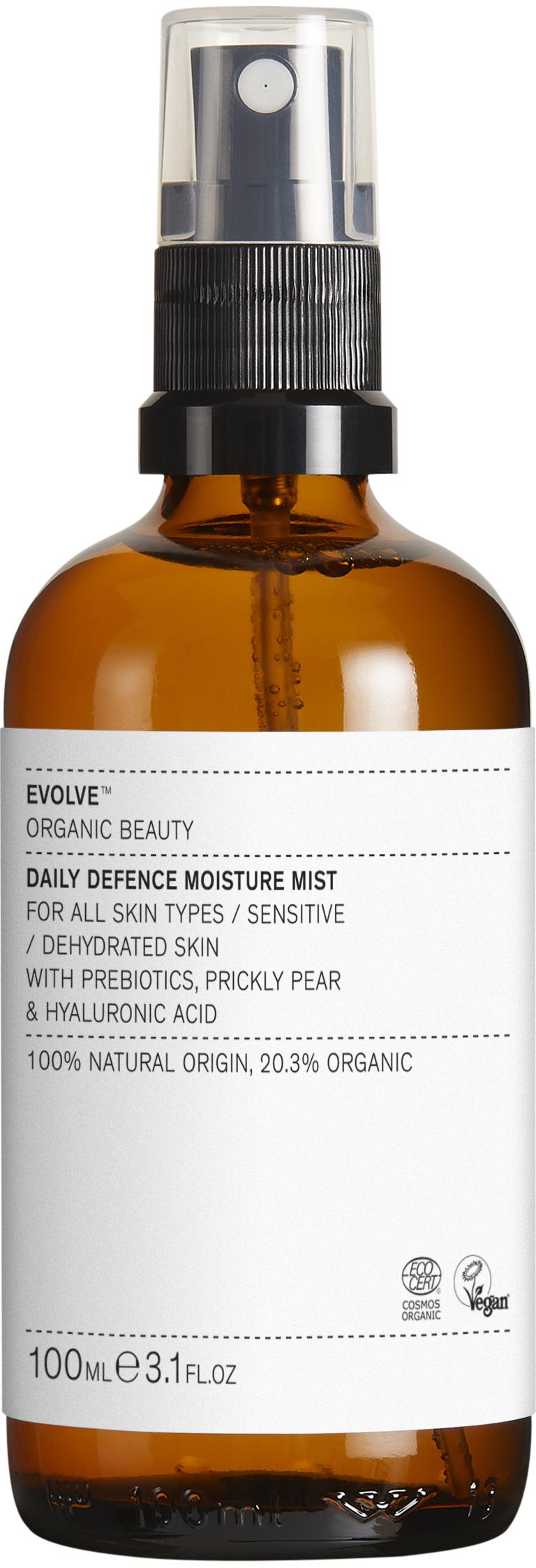 Evolve Daily Defence Moisture Mist, 100 ml