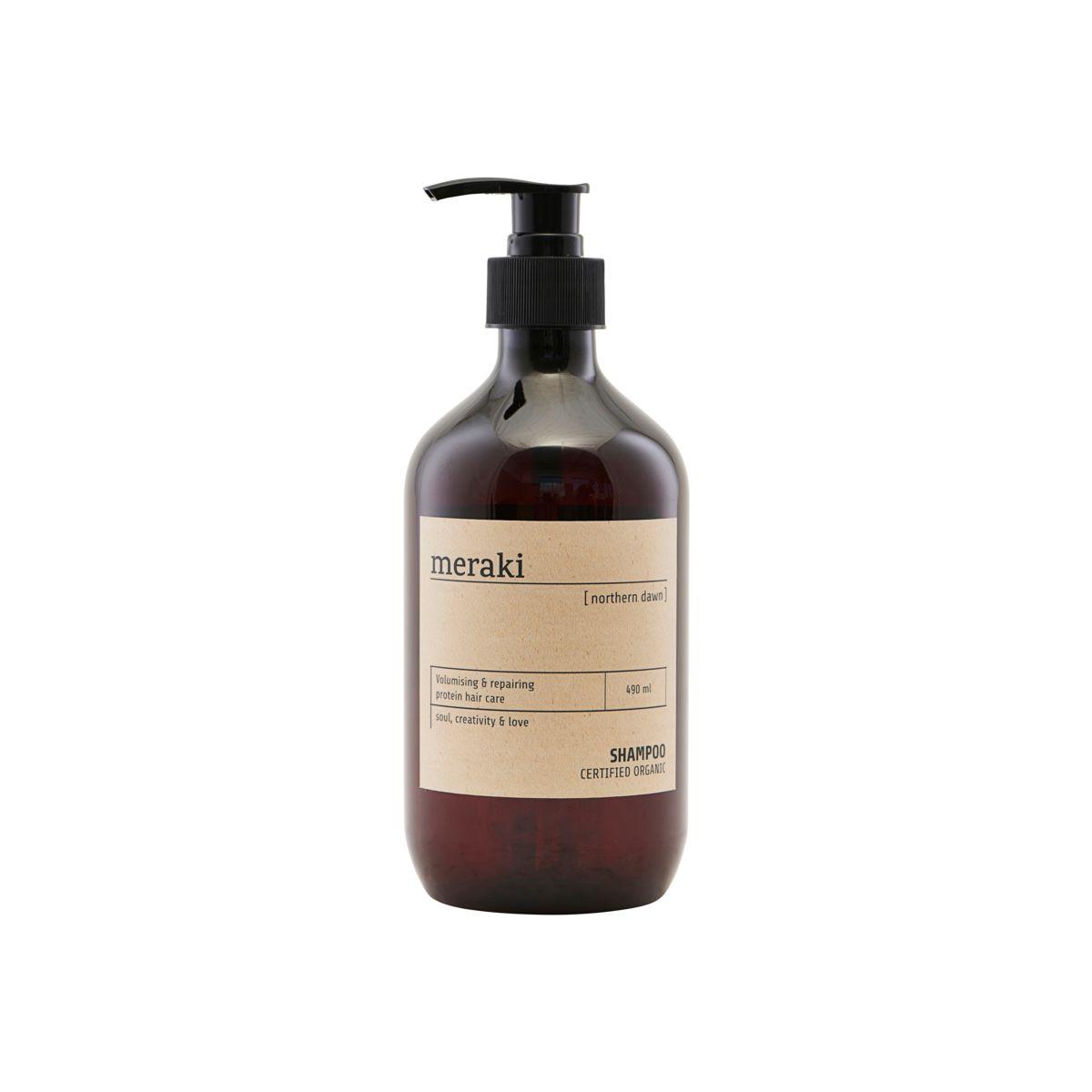 Meraki Northern Dawn Shampoo, 490 ml