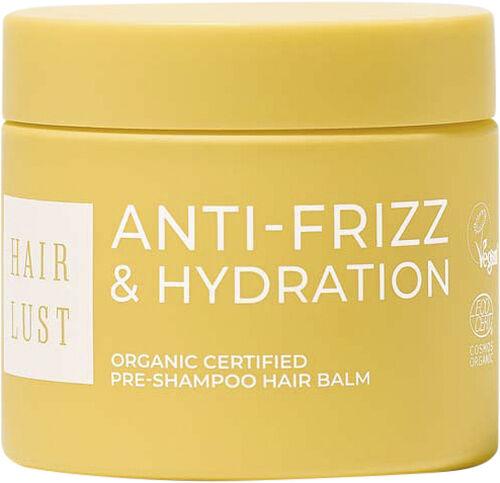 HairLust Anti-Frizz & Hydration Pre-Shampoo Hair Balm