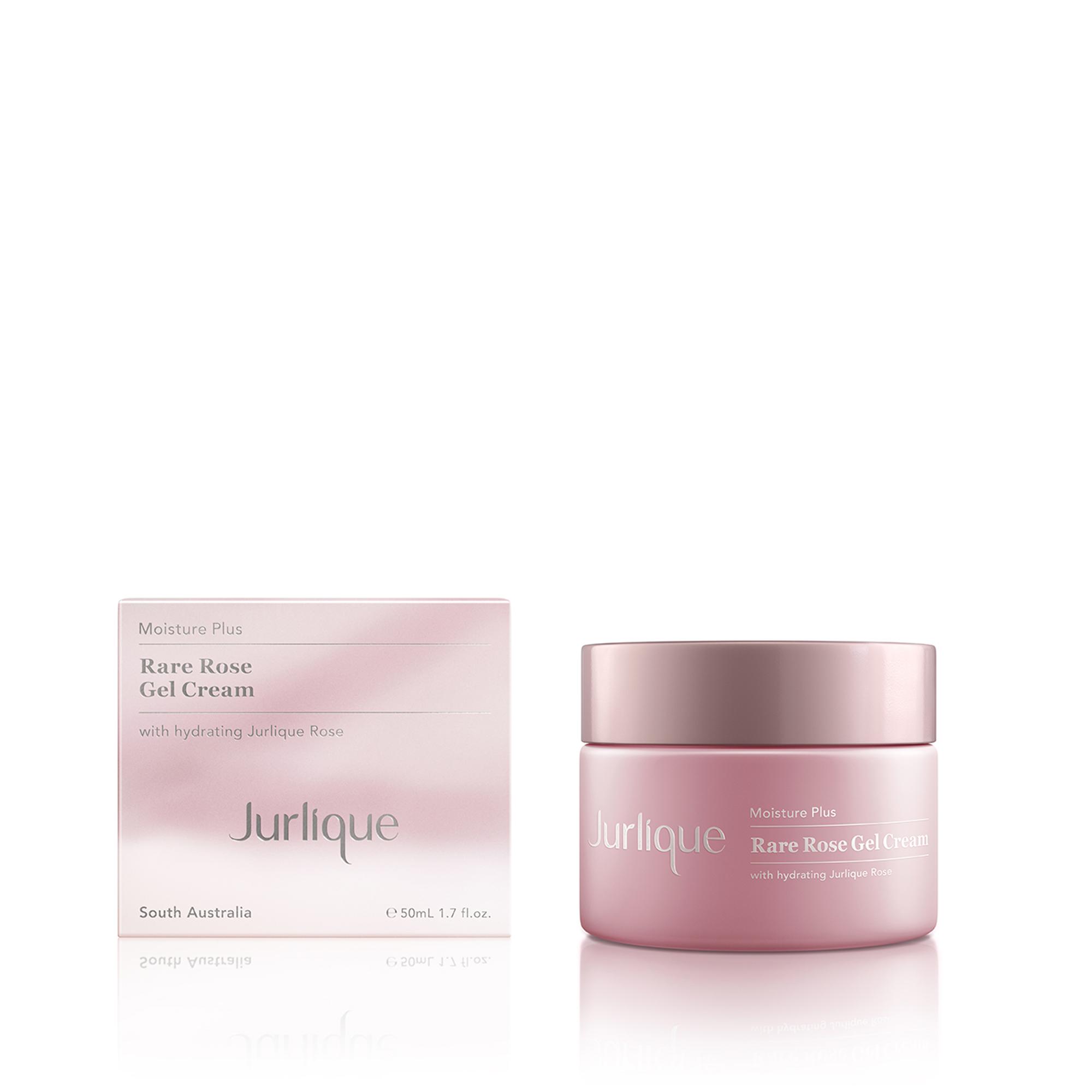 Jurlique Moisture Plus Rare Rose Gel Cream, 50 ml