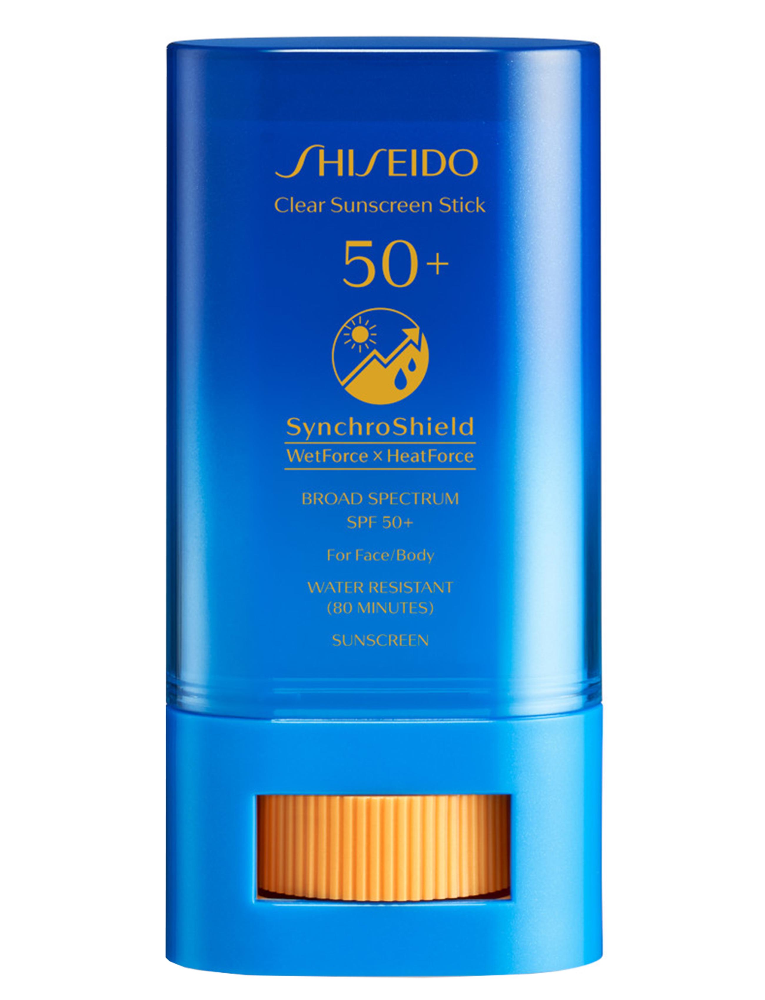 Shiseido Sun Clear Stick SPF 50